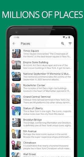Sygic Travel Maps Offline & Trip Planner 5.14.4 Screenshots 2