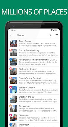 Sygic Travel Maps Offline & Trip Plannerのおすすめ画像2