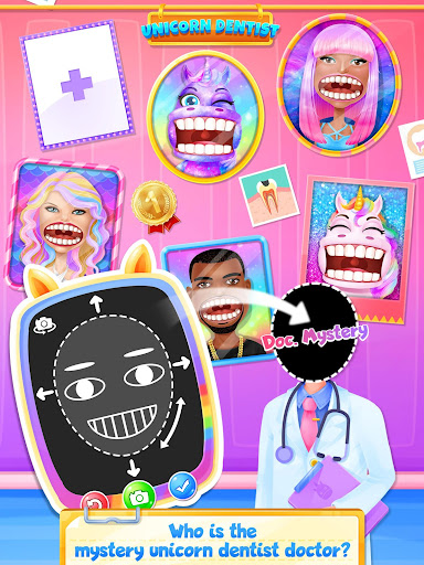 Unicorn Dentist - Rainbow Pony Beauty Salon screenshots 2