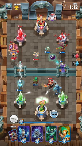 Clash of Wizards - Battle Royale android2mod screenshots 6