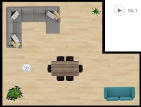 Робот - пылесос screenshot thumbnail