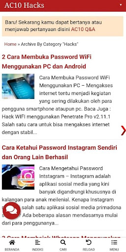AC10 Hacks 1.0 screenshots 3