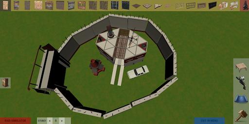 Rust Helper : Raid Calculator + Builder Simulator 0.3.1 screenshots 8