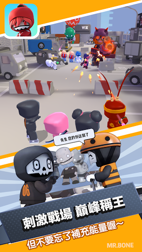 Mr. Bone  screenshots 3