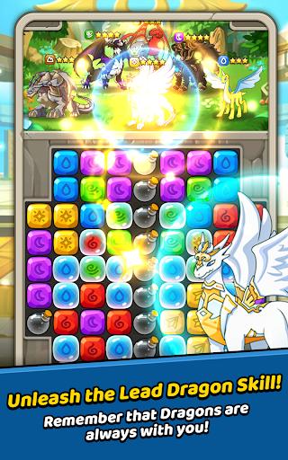 Dragon Village B - Dragon Breeding Puzzle Blast  screenshots 20