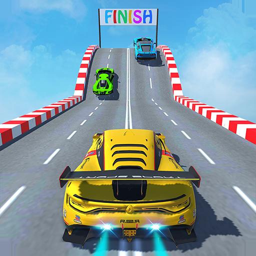 City GT Crazy Ramp Car Stunt Mega Ramp Stunt Games