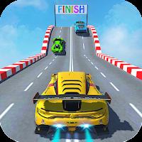 Extreme Mega Ramp GT Car Stunts- New Car Game
