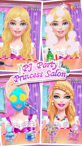 ud83dudc84ud83dudc67PJ Party - Princess Salon 2.8.5036 screenshots 7