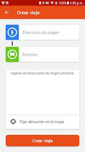 UNE Transporte Sonora 4.6.3 Screenshots 6
