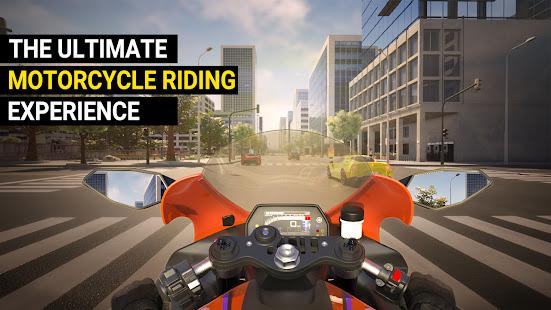 Speed Motor Dash:Real  Simulator 2.01 Screenshots 1