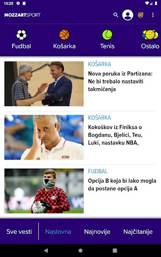 Mozzart Sport 3.32 Screenshots 9