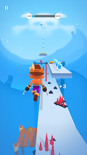 Pixel Rush Mod Apk- Epic Obstacle Course Game (Free Upgrade) 8