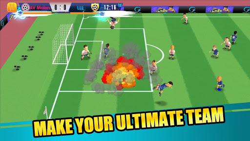 Furious Goal(Ultimate Soccer Team) screenshots 4