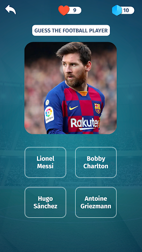 Football Quiz - Guess players, clubs, leagues modiapk screenshots 1