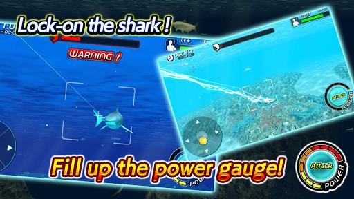 Wild Shark Fishing  screenshots 2