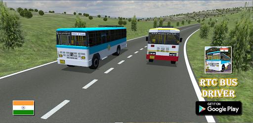 RTC Bus Driver - Tirupati Apkfinish screenshots 2