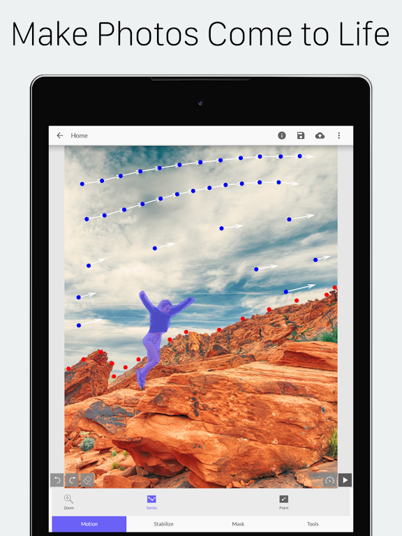 StoryZ Photo Video Maker & Loop video Animation  poster 10