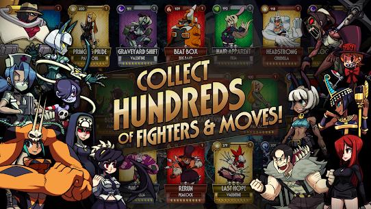 Skullgirls: Fighting RPG Mod 4.5.3 Apk [Unlimited Money] 3