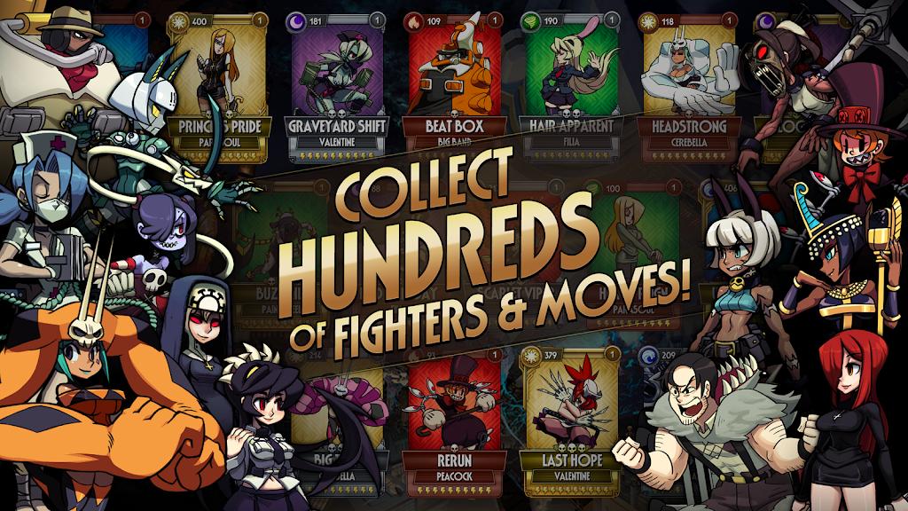 Skullgirls: Fighting RPG  poster 2