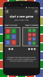 Color Tiles Puzzle
