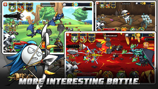 Cartoon Defense 5 1.2.8 screenshots 6