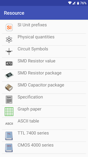 Electronics Toolbox modavailable screenshots 4