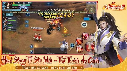 Võ Lâm Truyền Kỳ Mobile – VNG 4