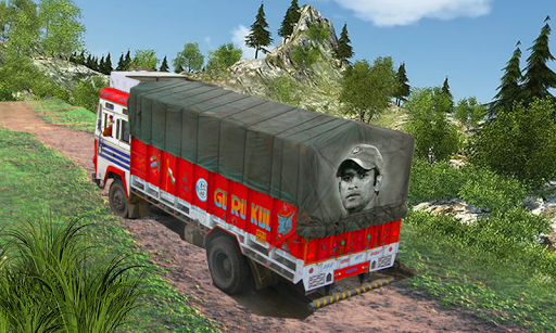 Heavy Cargo Truck Simulator 2021 - New Truck Games apkpoly screenshots 3