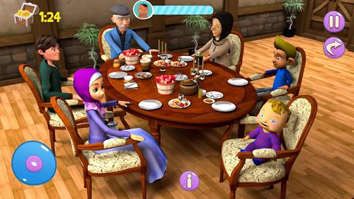 Real Mother Baby Games 3D: Virtual Family Sim 2019  screenshots 12