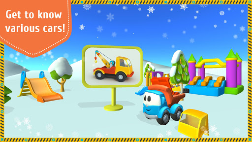 Leo the Truck and cars: Educational toys for kids 1.0.58 screenshots 4
