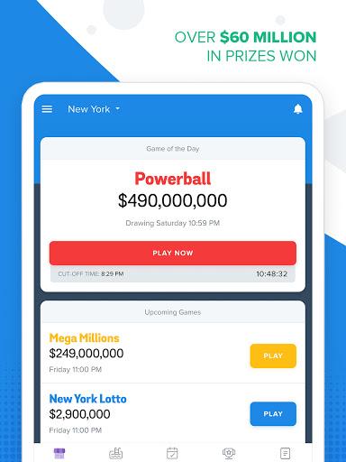 Jackpocket Lottery App android2mod screenshots 14