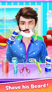 Barber Shop And Beard Makeover Salon 1