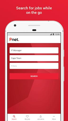 Pnet - Job Search App in South Africa 152.0.1 screenshots 1