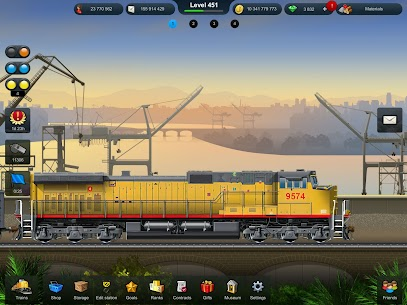 TrainStation Game On Rails Mod Apk 1.0.79 (Unlimited Money) 2