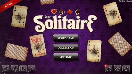 Spider Solitaire 1.6.44 screenshots 6