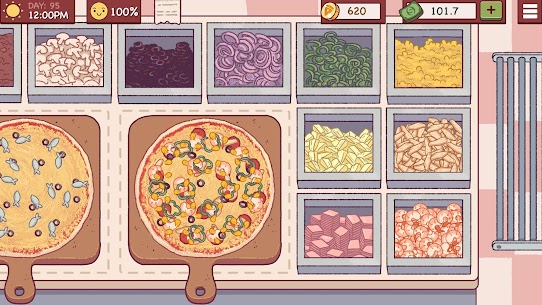 Good Pizza, Great Pizza (MOD, Unlimited Money) 1