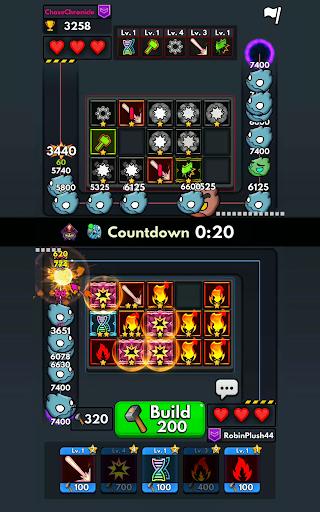Merge Clash: TD Tower Defense Games  screenshots 8