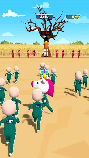 Squid : Red Light Green Light Game apkdebit screenshots 2