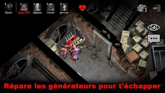 Horrorfield - Jeu de survie: horreur multijoueur screenshots apk mod 4