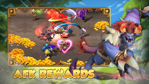 Age of Guardians - New RPG Idle Arena Heroes Games 1.0 screenshots 6