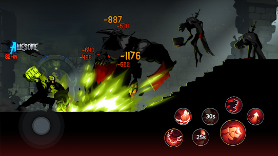 Shadow Knight: RPG Legends 1.1.549 MOD APK [HIGH ATTACK] 4