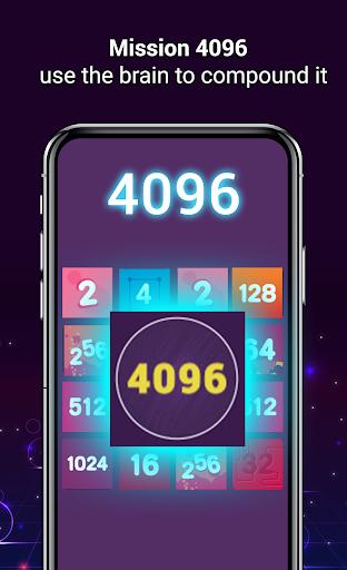 2048 Game - Animated Edition 2.0.5 screenshots 4