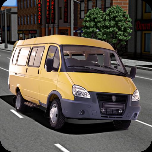 Russian Minibus Icon
