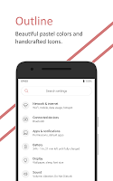 Outline for Substratum