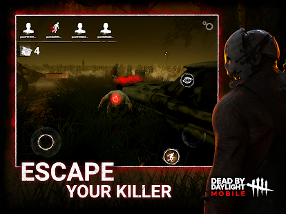 Dead by Daylight Mobile - Multiplayer Horror Game screenshots 10