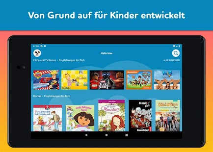 Amazon Kids+: Kinderbücher, Videos und mehr Screenshot