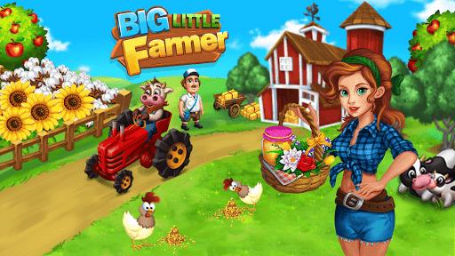 Big Little Farmer Offline Farm- Free Farming Games modavailable screenshots 12