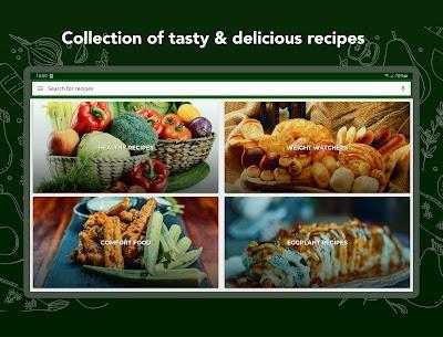 Kitchen Book Mod Apk: All Recipes (Premium Unlocked) 8