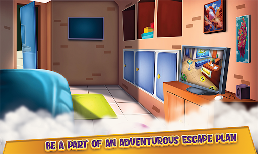 Escape Games Challenge - Brave Hens Mystery 3.6 screenshots 5