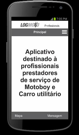 logmoto - profissional screenshot 1
